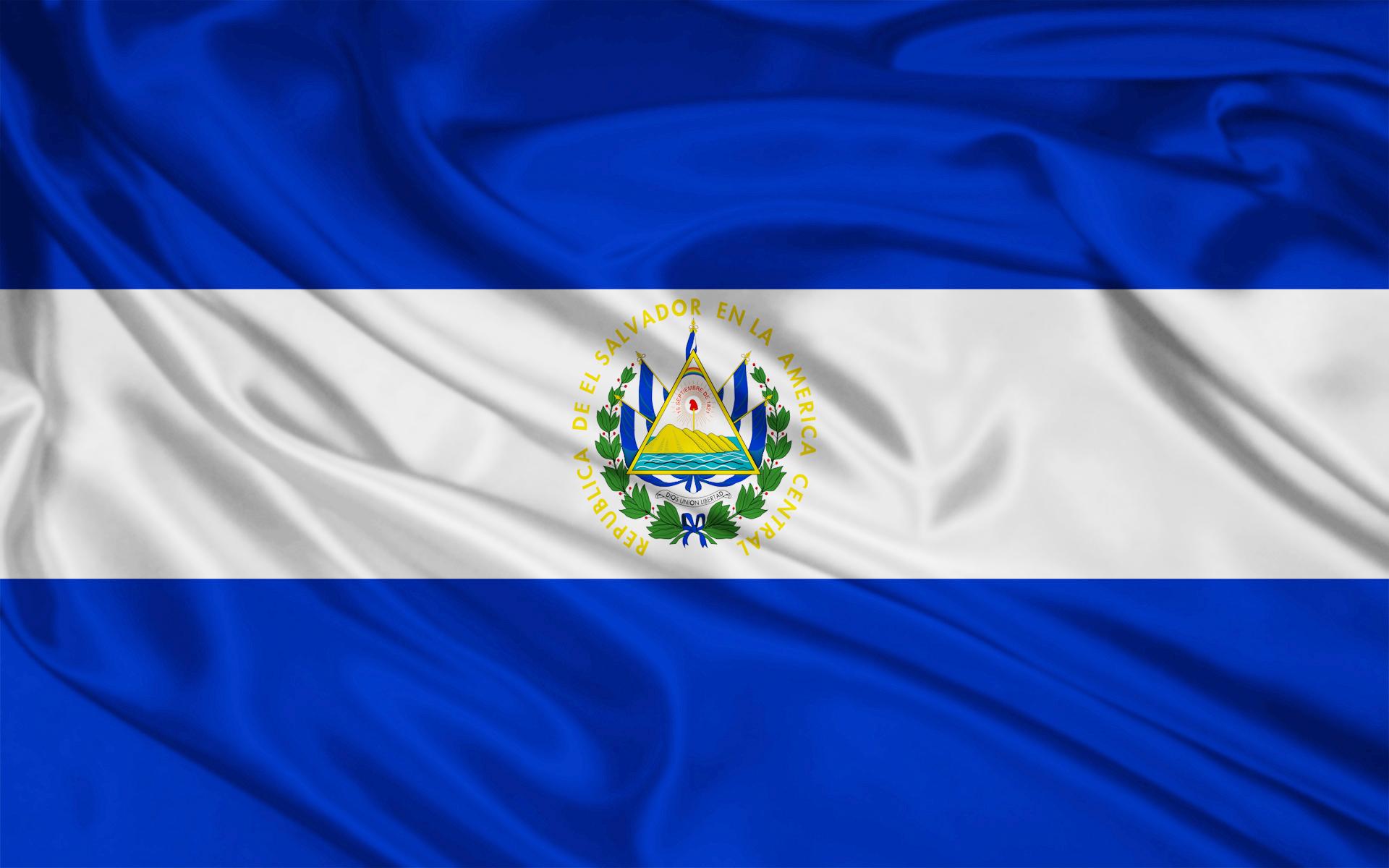 Bandera de El Salvador, Historia de la Bandera de El Salvador